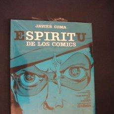 Cómics: EL ESPIRITU DE LOS COMICS - JAVIER COMA - TOUTAIN - PRECINTADO - . Lote 38458610