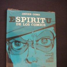 Cómics: EL ESPIRITU DE LOS COMICS - JAVIER COMA - TOUTAIN - PRECINTADO - . Lote 38458627