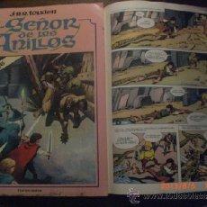 Comics: EL SEÑOR DE LOS ANILLOS - SEGUNDA PARTE - J.R.R. TOLKIEN - LORD OF THE RINGS. Lote 53702917