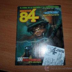 Comics : ZONA 84 Nº 59 EDITORIAL TOUTAIN . Lote 38598929