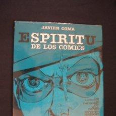 Cómics: EL ESPIRITU DE LOS COMICS - JAVIER COMA - TOUTAIN - PRECINTADO - . Lote 38534744