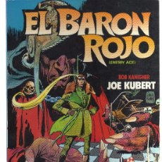 Cómics: EL BARON ROJO(ENEMY ACE)DE KANIGHER Y JOE KUBERT. Lote 40929423