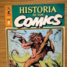 Cómics: HISTORIA DE LOS CÓMICS - FASCÍCULO Nº 4 - 1983. Lote 38733710