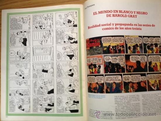 Cómics: HISTORIA DE LOS CÓMICS - Fascículo nº 5 - Regalo cómic POPEYE en interior - Foto 2 - 38733807
