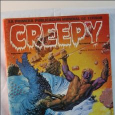 Cómics: CREEPY Nº 13 EDITORIAL TOUTAIN 1979. Lote 38871914