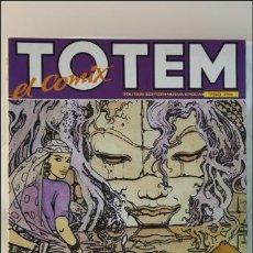 Cómics: TOTEM EXTRA Nº 3 EDITORIAL TOUTAIN RETAPADO CONTIENE LOS NÚMEROS 7, 8 Y 9.. Lote 38882708