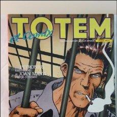 Cómics: TOTEM EXTRA Nº 4 EDITORIAL TOUTAIN RETAPADO CONTIENE LOS NÚMEROS 10, 11 Y 12.. Lote 38882724