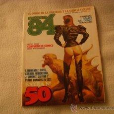 Fumetti: ZONA 84 Nº 50, EDITORIAL TOUTAIN. Lote 38929417
