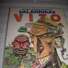 Cómics: JÓVENES AUTORES #1: VITO, POR SALADRIGAS (TOUTAIN, 1986). Lote 39082674