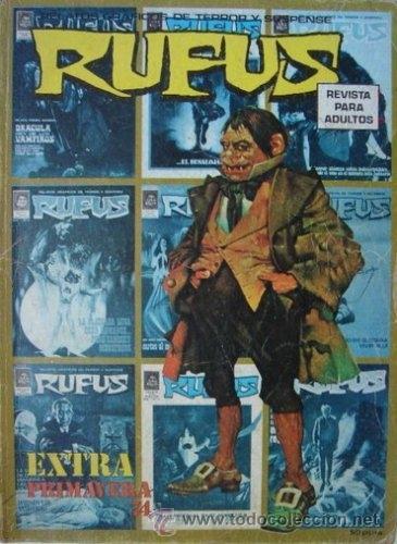 RUFUS EXTRA: PRIMAVERA 1974 (Tebeos y Comics - Toutain - Creepy)