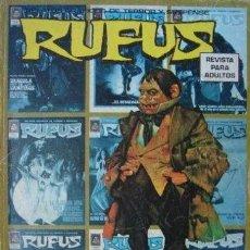 Cómics: RUFUS EXTRA: PRIMAVERA 1974. Lote 39177740