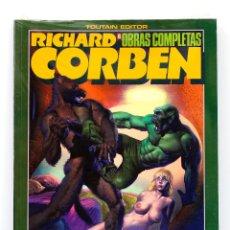 Cómics: OBRAS COMPLETAS DE RICHARD CORBEN Nº 6: ROWLF. NUEVO.SIN ABRIR.. Lote 207124298