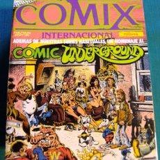 Cómics: COMIC COMIX VOL NUM 16 CON LOS NUMEROS 51 52 53. Lote 39479640