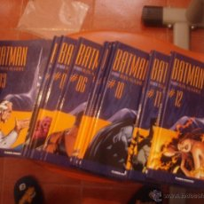 Cómics: BATMAN LA SAGA DE RA´S AL GHUL 1 AL 12 COMPLETA. Lote 106101262