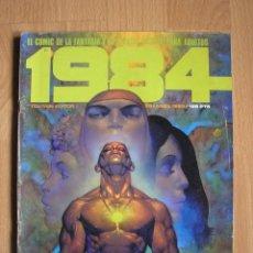 Cómics: 1984 Nº 39 - TOUTAIN - POSIBILIDAD DE ENTREGA EN MANO EN MADRID. Lote 39837546