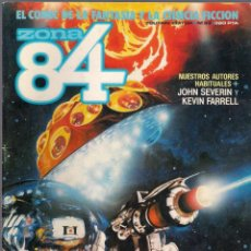 Cómics: ZONA 84 Nº 33 - TOUTAIN EDITOR.. Lote 39867978