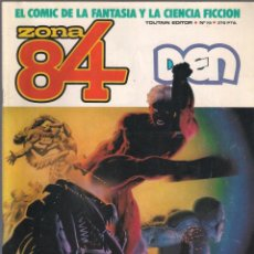 Cómics: ZONA 84 Nº 72 - TOUTAIN EDITOR.. Lote 39867998