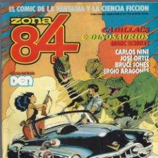 Cómics: ZONA 84 Nº 73 - TOUTAIN EDITOR.. Lote 39868003
