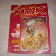 Cómics: EXTRA COMIX INTERNACIONAL, LOS 19 AUTORES GRAN CONCURSO DE COMIC, EDITORIAL TOUTAIN. Lote 39956642
