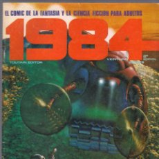 Cómics: REVISTA DE COMIC 1984 Nº 21 TOUTAIN. Lote 39923588
