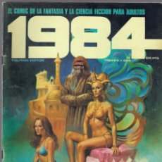 Cómics: REVISTA DE COMIC 1984 Nº 32 TOUTAIN. Lote 39923679