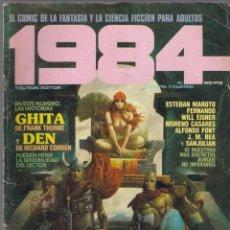 Cómics: REVISTA DE COMIC 1984 Nº 34 TOUTAIN. Lote 39923818
