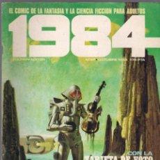 Cómics: REVISTA DE COMIC 1984 Nº 32 TOUTAIN. Lote 39924015