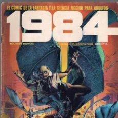 Cómics: REVISTA DE COMIC 1984 Nº 58 TOUTAIN. Lote 39928142
