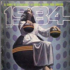 Cómics: REVISTA DE COMIC 1984 Nº 59 TOUTAIN. Lote 39928185