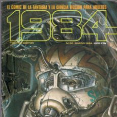 Cómics: REVISTA DE COMIC 1984 Nº 60 TOUTAIN. Lote 39928214