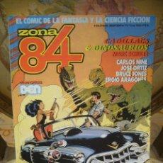 Fumetti: ZONA 84. Nº 71-72 Y 73 EN UN VOLUMEN. TOUTAIN EDITOR 1.984.. Lote 39995058
