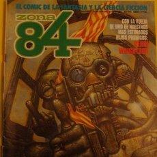 Cómics: EL COMIC DE LA FANTASÍA Y LA CIENCIA FICCIÓN ZONA 84 NO.41 AÑO 1984 . Lote 40048356