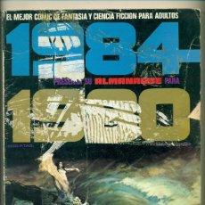 Cómics: ALMANAQUE DE 1984 PARA 1980. Lote 40091664