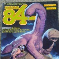 Fumetti: ZONA 84 -- ANTOLOGIA Nº 4 -- NºS 11-12-13 --. Lote 40063845