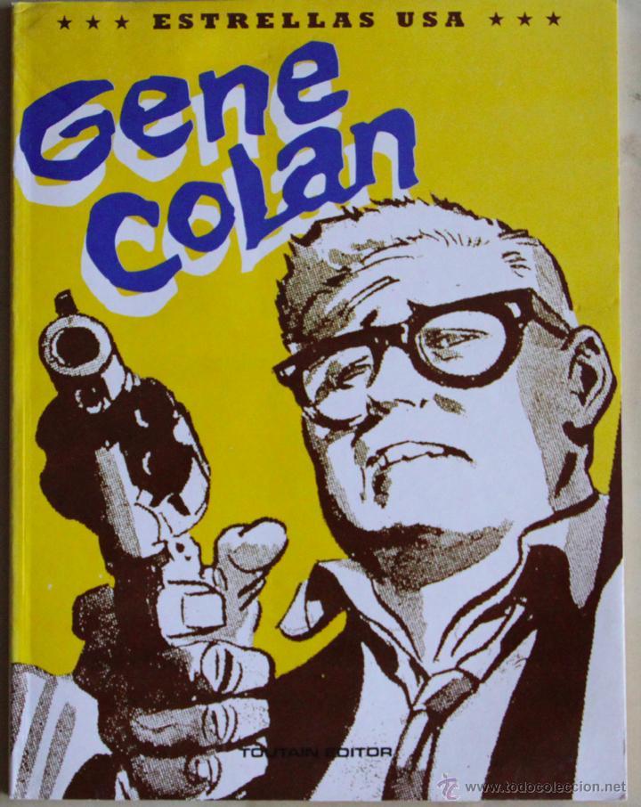 GENE COLAN - TOUTAIN EDITOR (Tebeos y Comics - Toutain - Obras Completas)