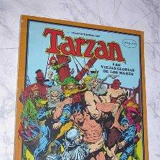 Cómics: TARZAN, LAS VIEJAS GLORIAS DE LOS MARES. JOSÉ ORTIZ. EDGAR RICE BURROUGHS. HITPRESS, 1979. PIRATAS.. Lote 40296834