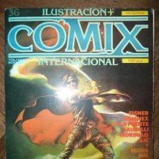 Cómics: COMIX INTERNACIONAL EXTRA Nº 32 - 36 - 40. Lote 40507089