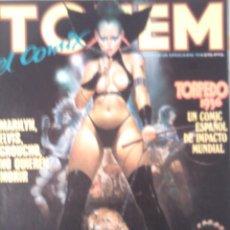 Cómics: TOTEM EL COMIX NUEVA EPOCA Nº 1 AL 12 , SOLO OJEADOS PERFECTOS. Lote 40545743