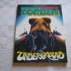 Cómics: UNDERGROUND OBRAS COMPLETAS Nº 3 - RICHARD CORBEN - EDITORIAL TOUTAIN. Lote 40817377