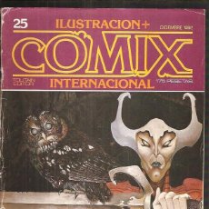 Comics: COMIX INTERNACIONAL 25. Lote 40893359