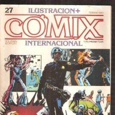 Cómics: COMIX INTERNACIONAL 27. Lote 40893420
