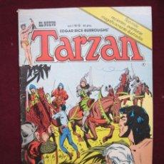 Cómics: EL NUEVO TARZAN VOL. 1 Nº 8. EDGAR RICE BURROUGHS. TOUTAIN EDITOR / HITPRESS 1979. Lote 287988918