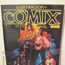 Cómics: COMIX INTERNACIONAL. RETAPADO. NUMEROS 67,68 Y 69. AÑO 1980.. Lote 35540770