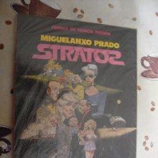 Cómics: STRATOS DE MIGUELANXO PRADO. Lote 40998485