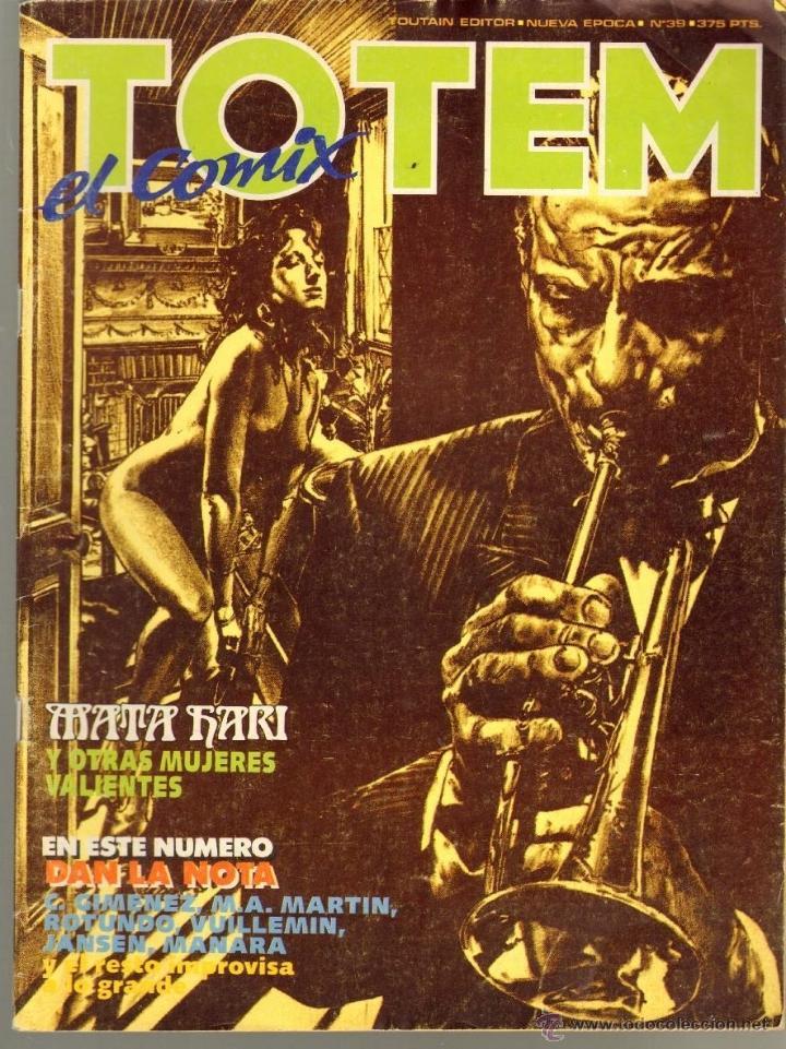 TEBEOS-COMICS CANDY - TOTEM - Nº 39 - TOUTAIN - *EE99 (Tebeos y Comics - Toutain - Otros)