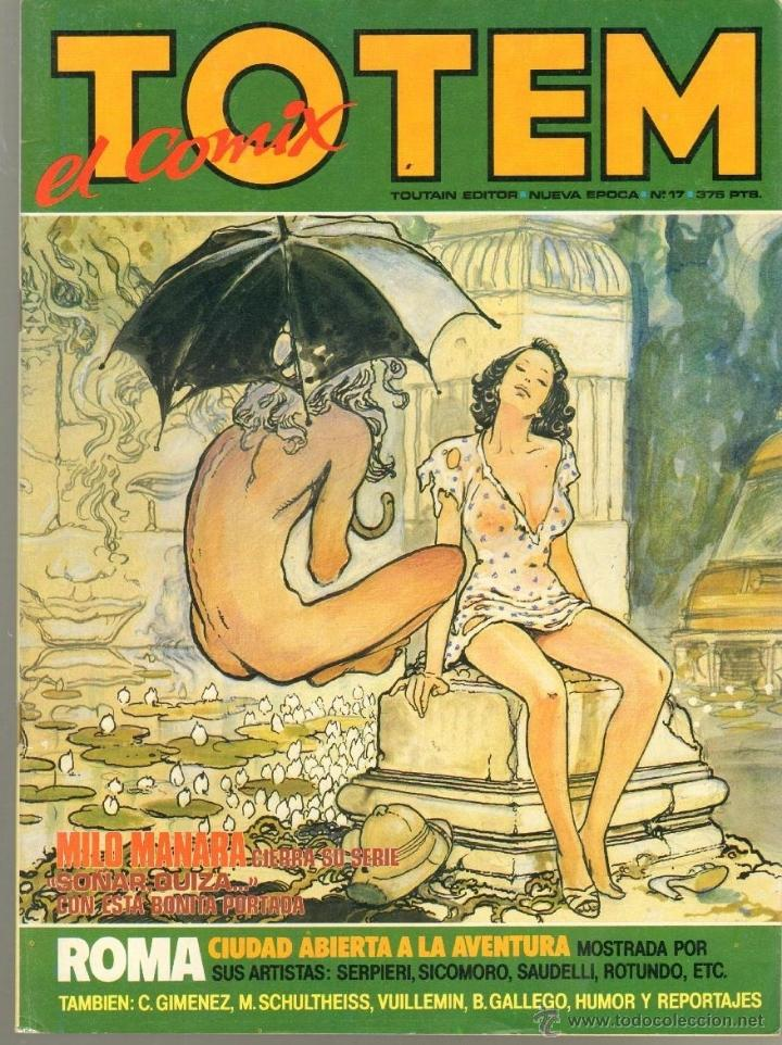 TEBEOS-COMICS CANDY - TOTEM - Nº 17 - TOUTAIN - *EE99 (Tebeos y Comics - Toutain - Otros)