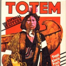 Cómics: TEBEOS-COMICS CANDY - TOTEM - EXTRA WESTERN - TOUTAIN *AA99. Lote 41685933
