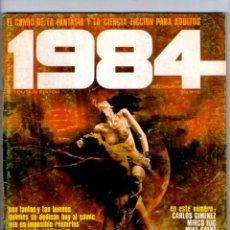 Cómics: 1984 Nº 19 ** DIECINUEVE ** TOUTAIN **. Lote 41724043
