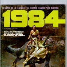 Cómics: 1984 Nº 18 ** DIECIOCHO ** TOUTAIN **. Lote 41724104