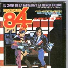 Cómics: ZONA 84 Nº 31 ** TOUTAIN. Lote 41725234
